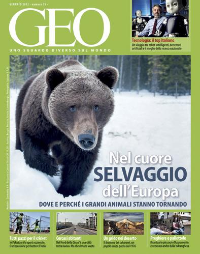 Geo cover and portfolios